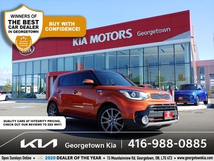 used 2018 Kia Soul car, priced at $16,950