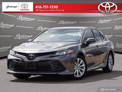 used 2020 Toyota Camry car, priced at $28,995