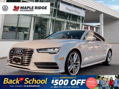 used 2017 Audi A7 car, priced at $49,988