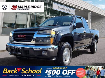used 2008 GMC Canyon car, priced at $15,988