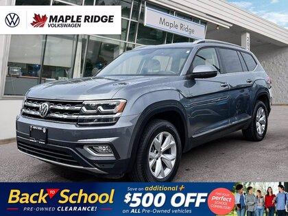 used 2019 Volkswagen Atlas car, priced at $47,988