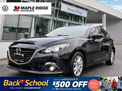 used 2014 Mazda Mazda3 car, priced at $13,988