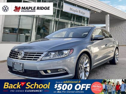 used 2013 Volkswagen CC car, priced at $14,988
