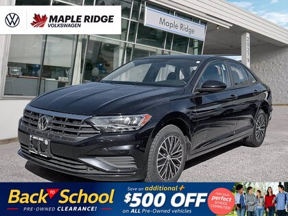 used 2019 Volkswagen Jetta car, priced at $18,988