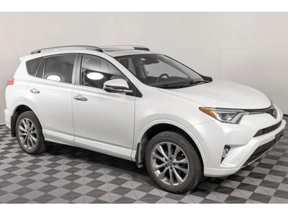 used 2017 Toyota RAV4 car, priced at $25,998