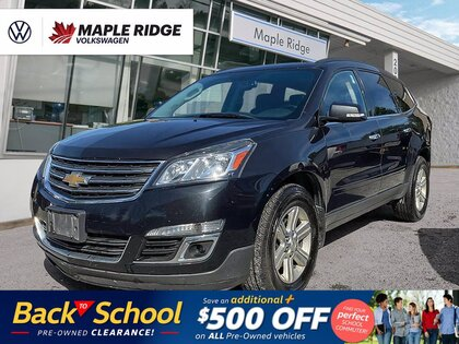 used 2013 Chevrolet Traverse car, priced at $13,988