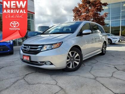 used 2014 Honda Odyssey car, priced at $24,995
