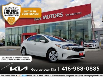 used 2017 Kia Forte car, priced at $13,950
