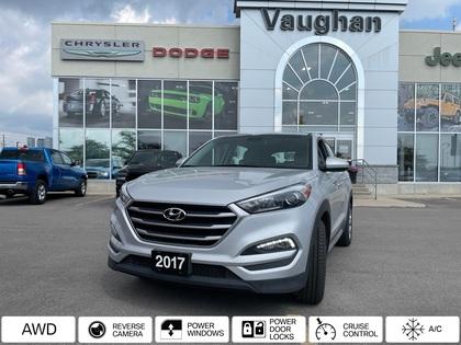 used 2017 Hyundai Tucson car, priced at $21,470