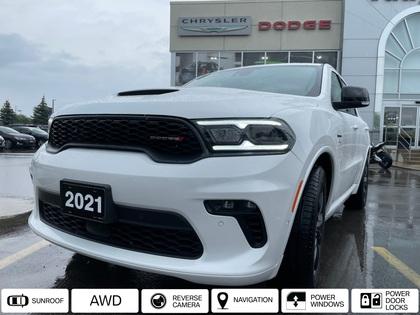 used 2021 Dodge Durango car, priced at $67,958