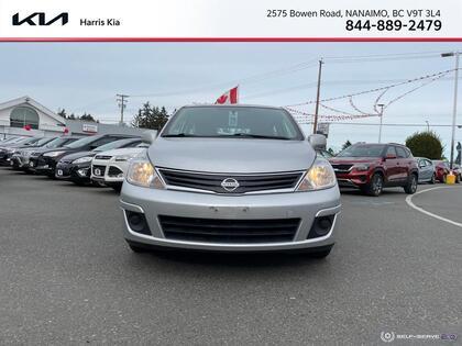 used 2012 Nissan Versa car, priced at $8,493