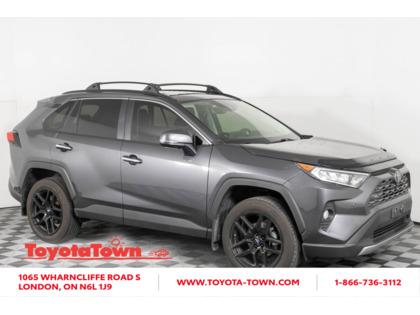 used 2019 Toyota RAV4 car, priced at $38,998
