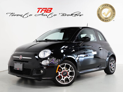 used 2013 FIAT 500 car, priced at $10,910