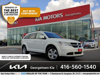 used 2013 Dodge Journey car, priced at $9,950