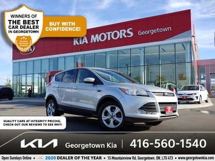 used 2014 Ford Escape car, priced at $13,950