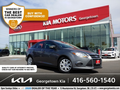 used 2014 Ford Focus car, priced at $9,950