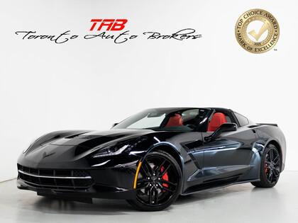 used 2016 Chevrolet Corvette car, priced at $63,910