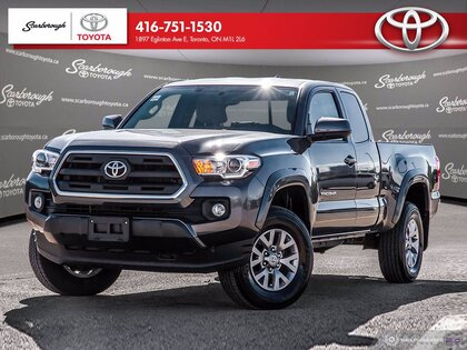 used 2016 Toyota Tacoma car, priced at $38,995
