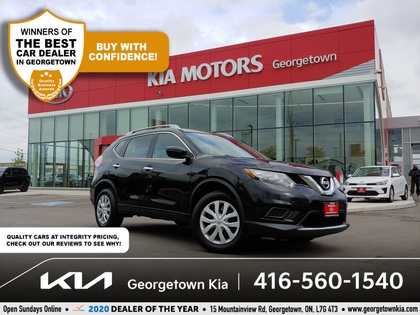 used 2016 Nissan Rogue car, priced at $13,950