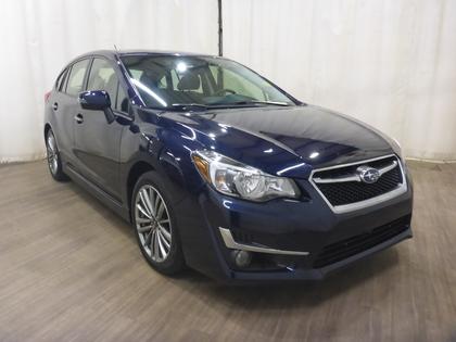 used 2016 Subaru Impreza car, priced at $23,396