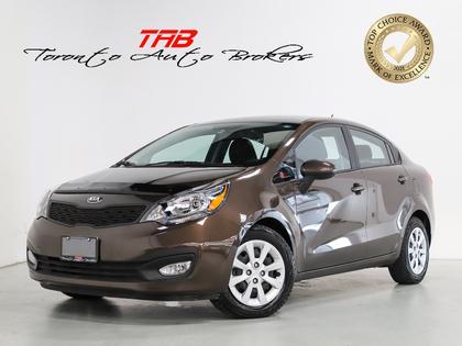 used 2013 Kia Rio car, priced at $10,910