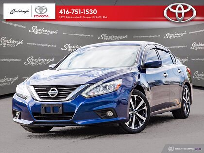 used 2016 Nissan Altima car, priced at $15,995