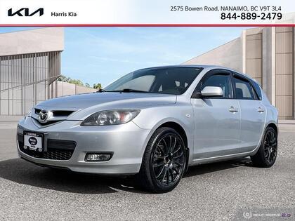 used 2009 Mazda Mazda3 car, priced at $7,440