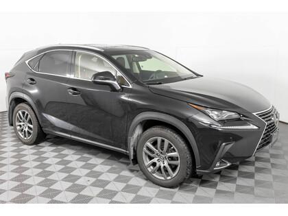 used 2019 Lexus NX 300 car, priced at $45,998