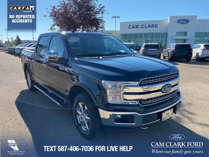 used 2019 Ford F-150 car, priced at $48,981