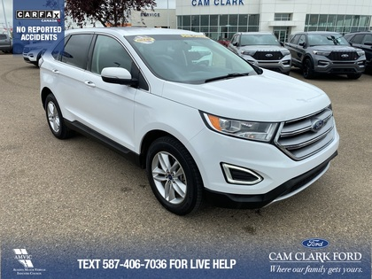 used 2018 Ford Edge car, priced at $26,243