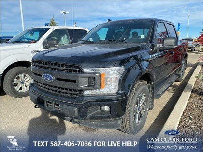 used 2018 Ford F-150 car, priced at $44,699