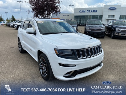 used 2015 Jeep Grand Cherokee car, priced at $47,176
