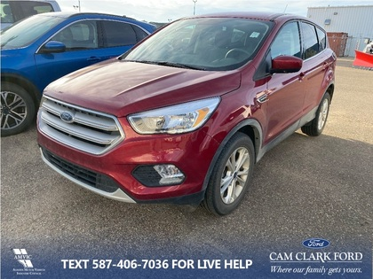 used 2019 Ford Escape car, priced at $26,911