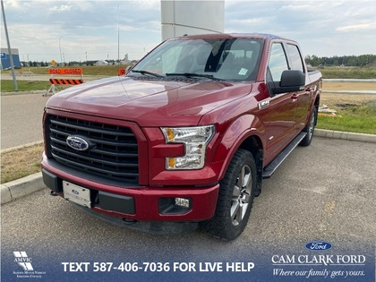used 2015 Ford F-150 car, priced at $31,742