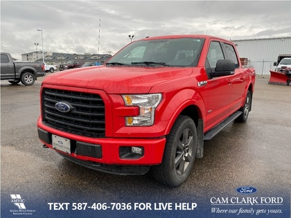 used 2016 Ford F-150 car, priced at $34,997