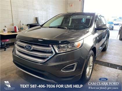 used 2018 Ford Edge car, priced at $29,872