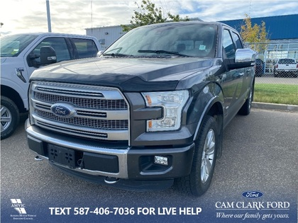 used 2016 Ford F-150 car, priced at $47,999