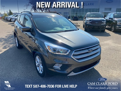 used 2018 Ford Escape car, priced at $24,682