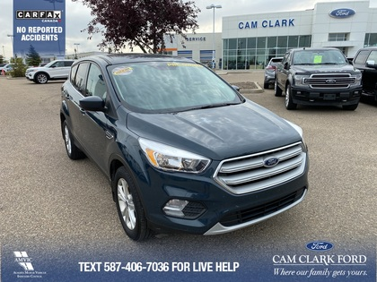 used 2019 Ford Escape car, priced at $26,410