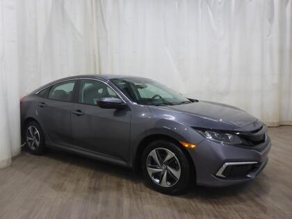 used 2020 Honda Civic car, priced at $27,905