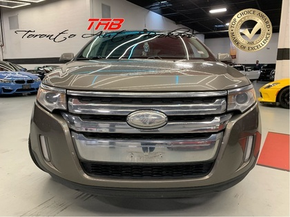 used 2013 Ford Edge car, priced at $15,910