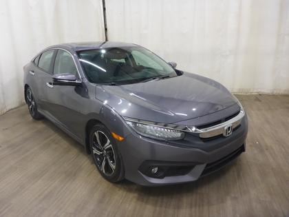 used 2016 Honda Civic Sedan car, priced at $22,740
