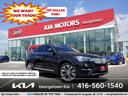used 2016 BMW X4 car, priced at $30,950