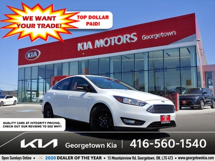 used 2018 Ford Focus car, priced at $16,950