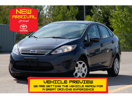 used 2013 Ford Fiesta car, priced at $7,995