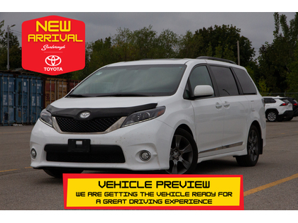 used 2016 Toyota Sienna car, priced at $34,995