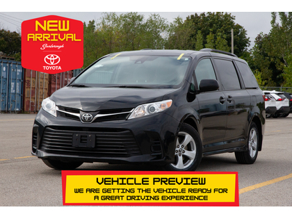 used 2019 Toyota Sienna car, priced at $34,995