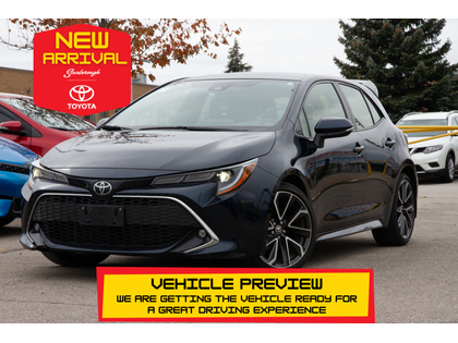 used 2019 Toyota Corolla Hatchback car, priced at $22,995