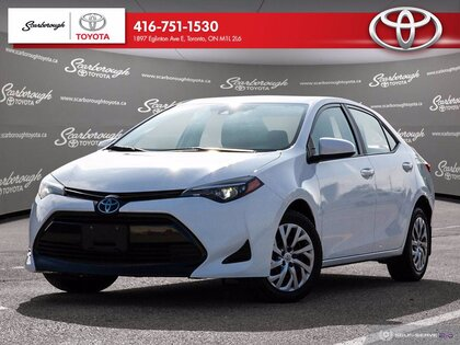 used 2019 Toyota Corolla car, priced at $19,995