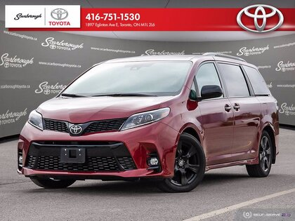 used 2020 Toyota Sienna car, priced at $46,995